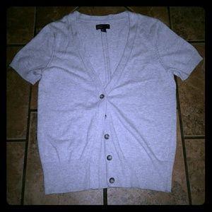 🌼American Eagle short sleeve sweater cardi🌼